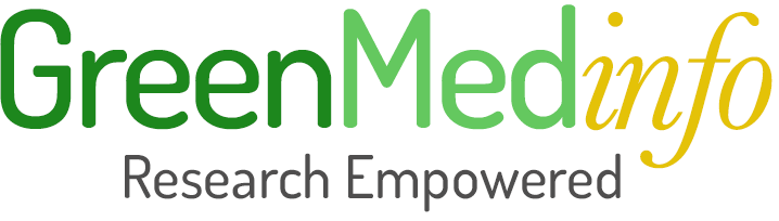 GreenMedInfo Powerful information for real health solutions