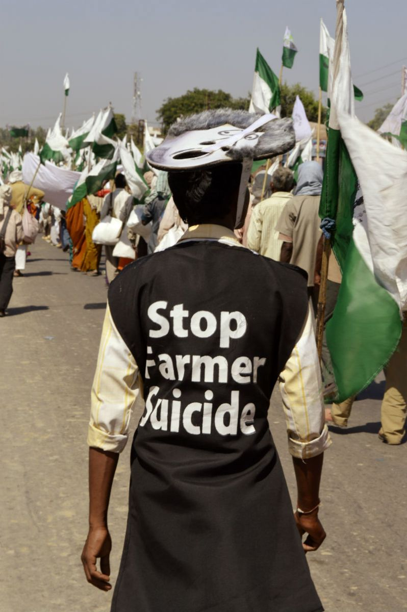 How Monsanto Wrote and Broke Laws to Enter India