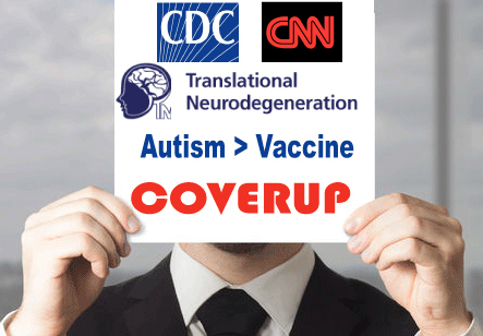 CDC COVERUP