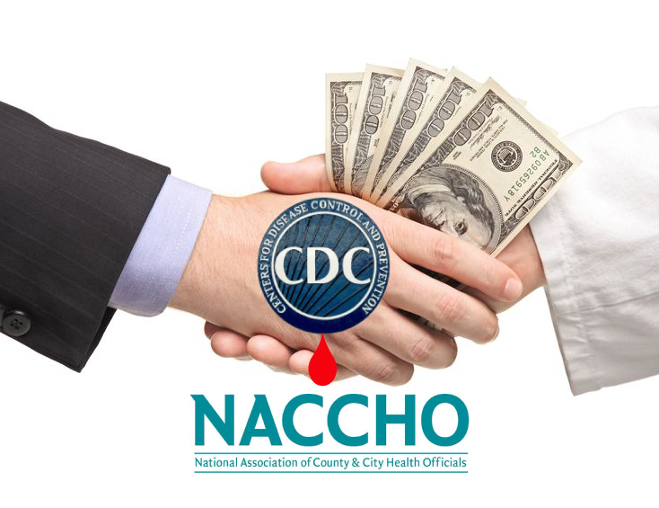 The CDC's Role in Undoing Vaccine Exemptions: the NACCHO Front Group