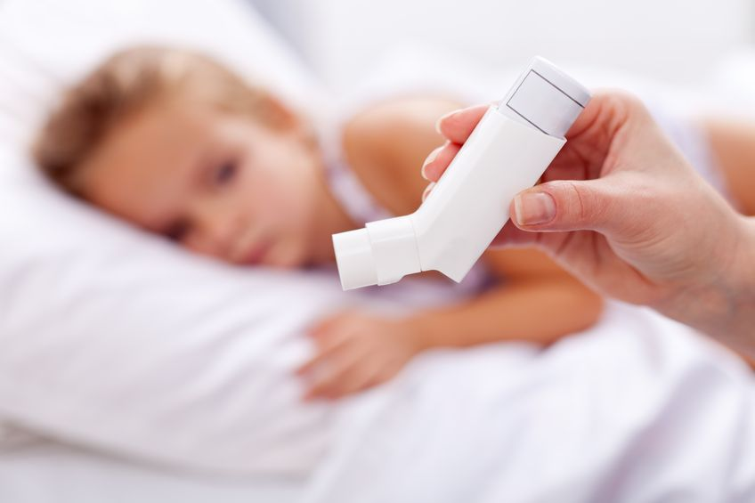 Asthma Linked to Chronic Bacteria Infections
