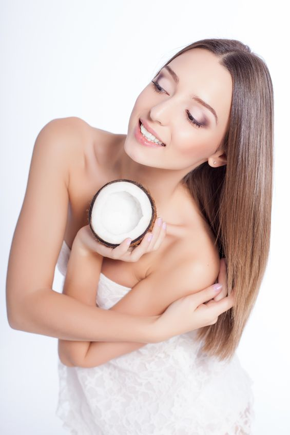 Let Food Be Your Cosmetic: Coconut Oil Outperforms Mineral Oil