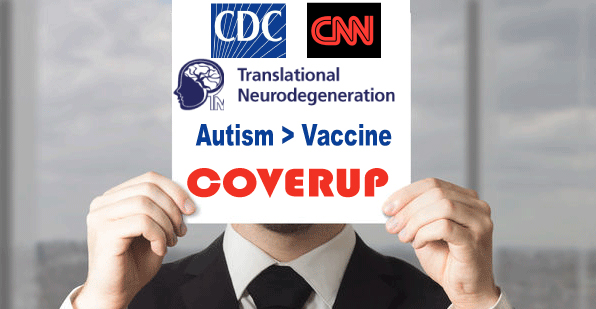 Alleged CDC Coverup Extends to Media and Journals