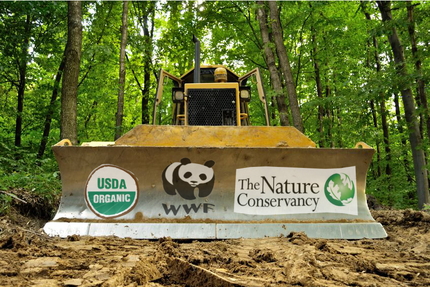 Way Beyond Greenwashing: Have Corporations Captured Big Conservation?
