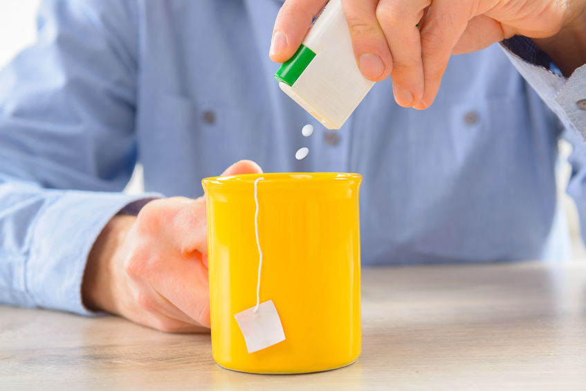 How Artificial Sweeteners Induce Diabetes- and Obesity-Related Changes