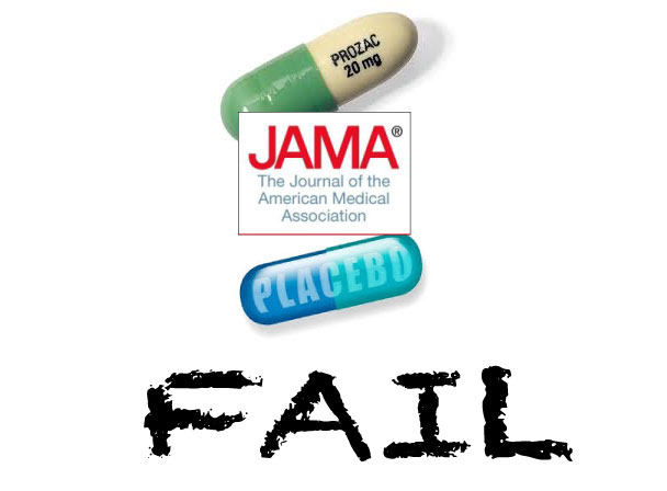 Antidepressants No Better Than Placebo: JAMA Study