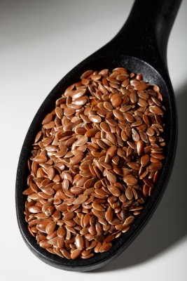 Researchers Discover Flaxseed Regresses Cardiovascular Plaque