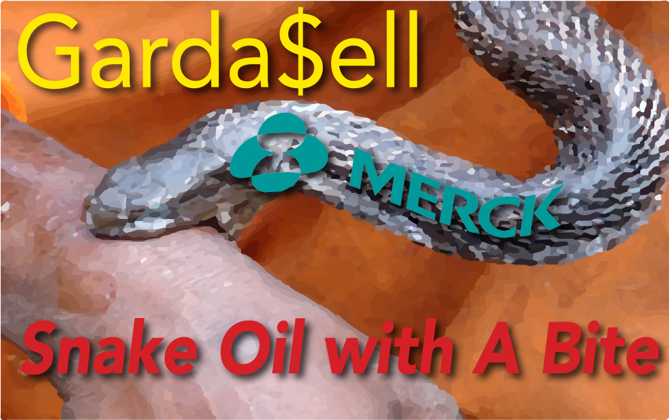 Garda$ell: Snake Oil With A Bite
