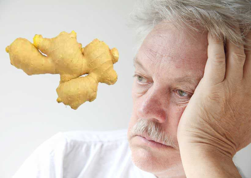 Researchers Find Ginger May Be The Perfect 'Drug Alternative' for Alzheimer's