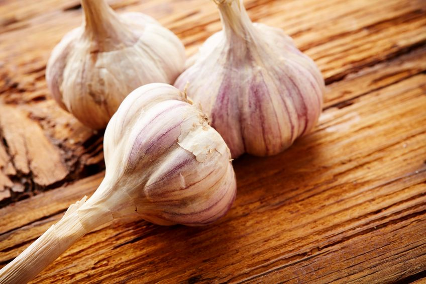 How Garlic Can Save Your Life