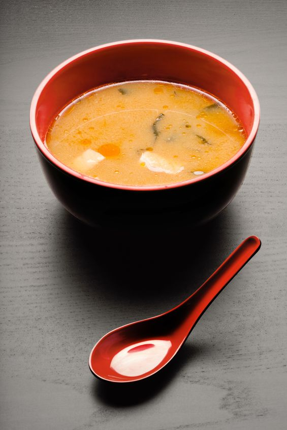Miso Protects Against Radiation, Cancer and Hypertension