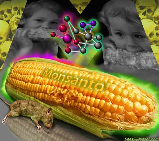 Monsanto's Game Over: Extreme Toxicity of Roundup Destroys Justification for GM Agriculture