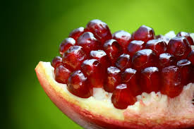Amazing Fact: Pomegranate Functions As A Back Up Ovary