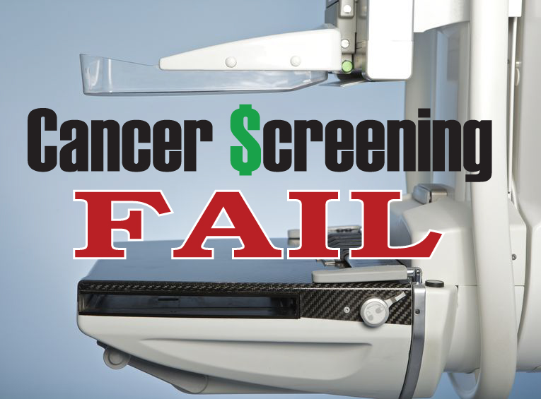 Cancer $creening Doesn't Save Lives, Meta-Study Reveals