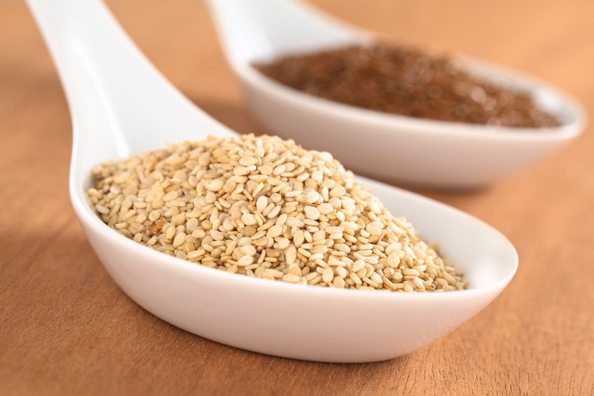 Sesame May Eclipse Flaxseed As The Ultimate Healing Seed