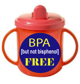 BPA-Free Products Still Contain Toxic Bisphenol S
