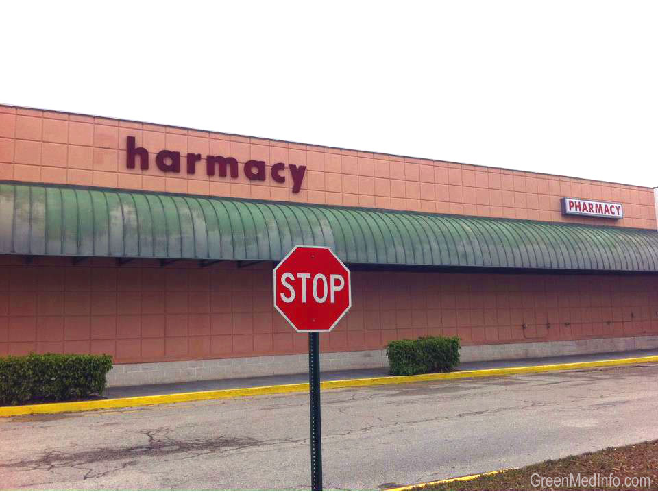 First, Do No (p)Harmacy