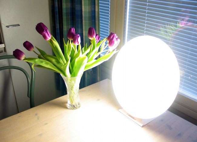 Light Therapy Is More Effective Than Prozac In Major Depression