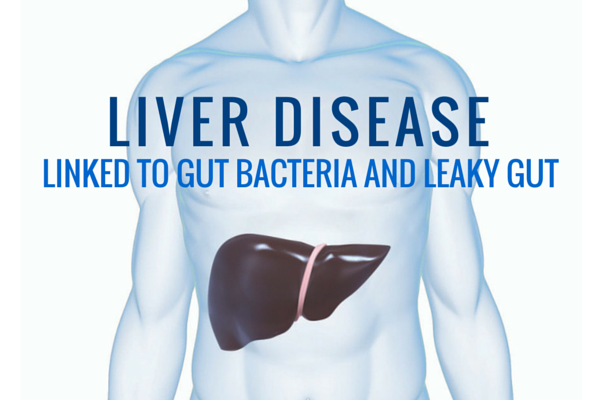 Liver Disease Linked to Gut Bacteria and Leaky Gut
