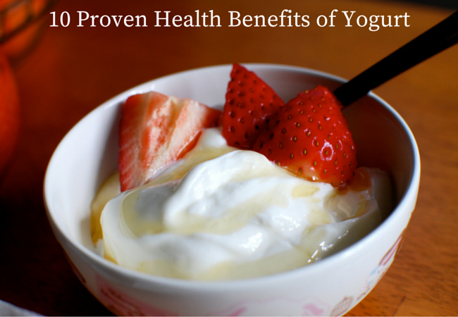 10 Proven Health Benefits of Yogurt