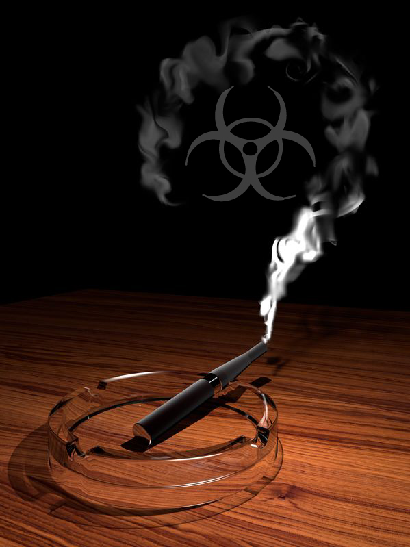 Electronic Cigarettes Found To Contain Dangerous Metal Nanopartices