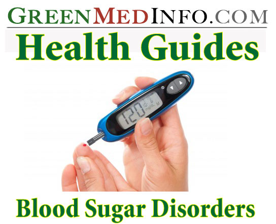 Health Guide: Blood Sugar Problems