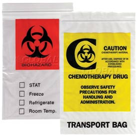chemotherapy drug bag