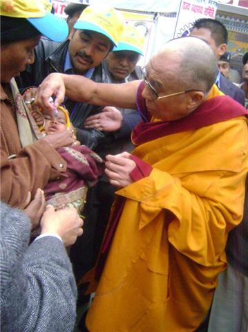 Why Did the Dalai Lama Abandon Buddhism for Vaccines?
