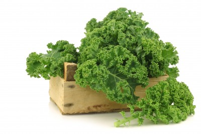 Crouching Garnish, Hidden SuperFood: The Secret Life of Kale