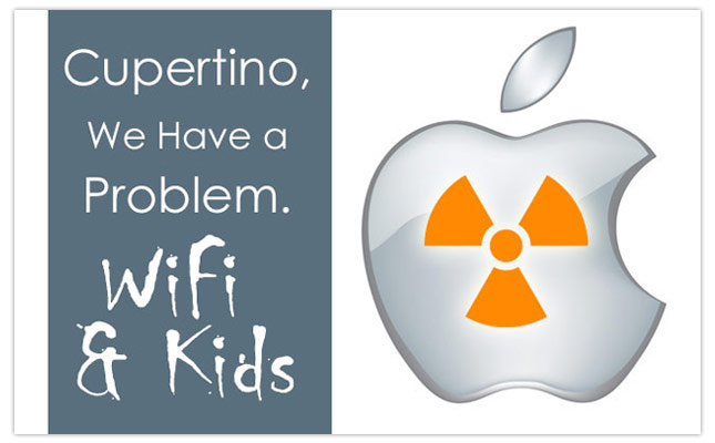 Cupertino, We Have a Problem. WiFi & Kids.