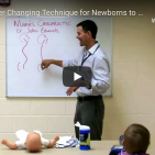 Best Diaper Changing Technique for Newborns to Reduce Colic