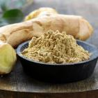 Ginger Treats Heavy Menstrual Bleeding