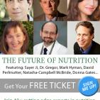 News Release: The Future of Nutrition Conference - FREE Event