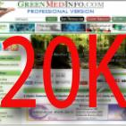 GreenMedInfo: 20,000 Studies In Support Of Natural Medicine