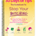 30 Days of Tips to Stop Your Bitching -  The Step By Step Guide to Balance Hormones ...naturally!