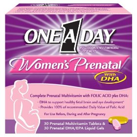 One a Day Women's Prenantal Vitamin
