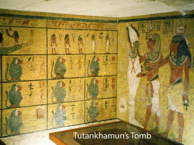 egyptian tomb - benefits of black seed