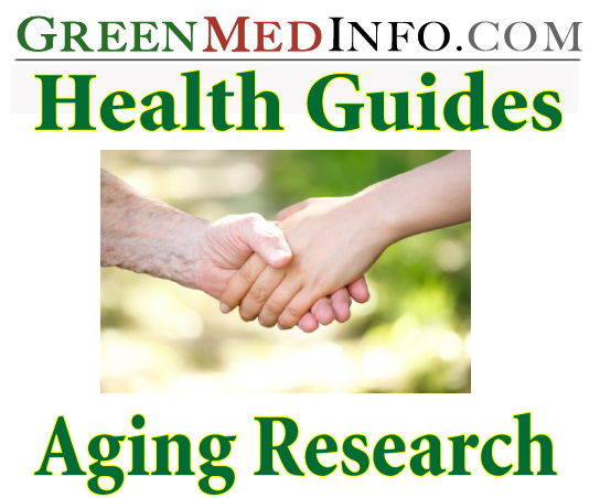 Health Guide: Aging Research