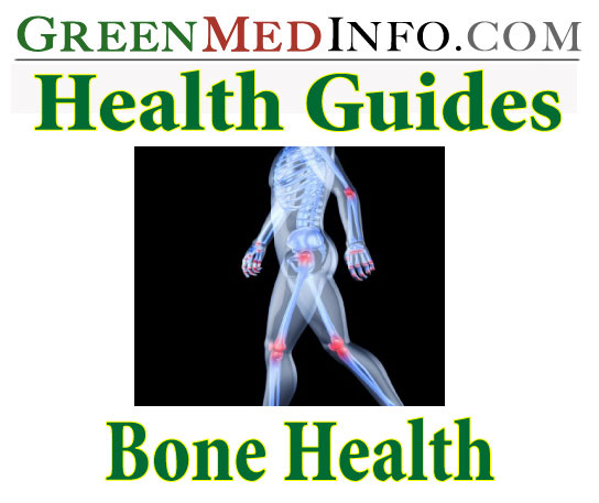 Health Guide: Bone Health
