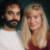 Linda Woolven and Ted Snider